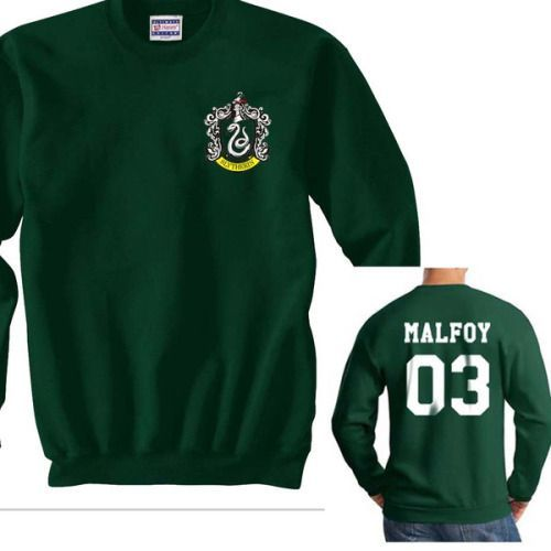Draco Malfoy sweatshirt