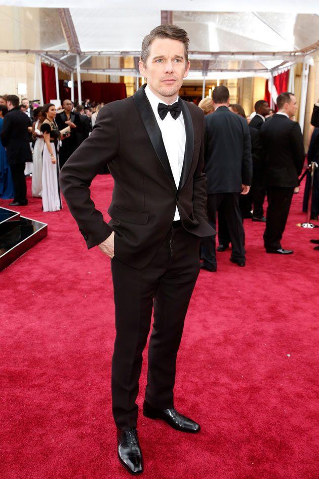Ethan Hawke, concorrente a Melhor Ator Coadjuvante, de Prada