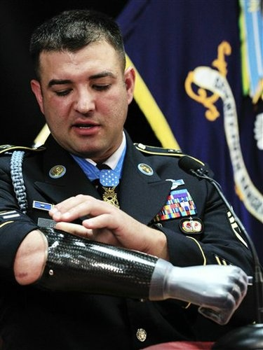 Sgt. Leroy Petry - Medal of Honor recipient