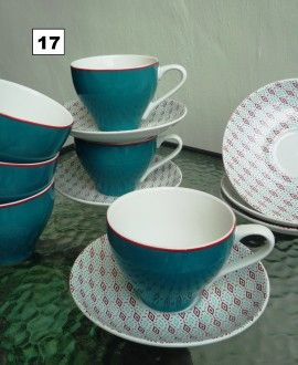 get your quality tea time with this cutest tea cup! :D