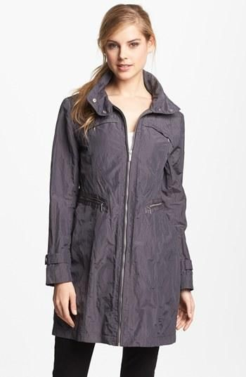 Cole Haan Packable Jacket. Fashionable AND Functional.