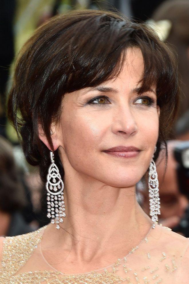 25 best ideas about sophie marceau on pinterest sophie marceau photos french actress and - Sophie davant sans maquillage ...