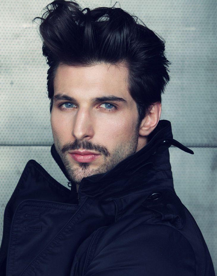 Dante Carter Loki Dark Hair Blue Eyes Guys With Black Hair