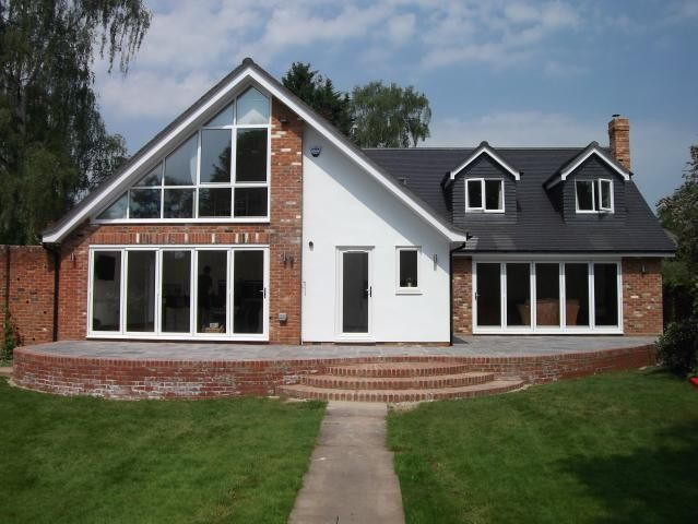 Large house remodelling-The Christopher Hunt Practice - Architectural Home Building Design Marlow - extension plans