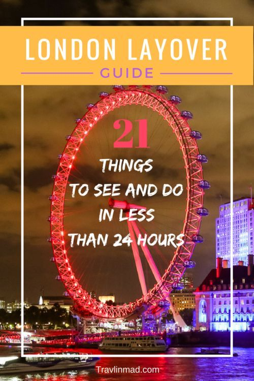 London-Layover-Guide