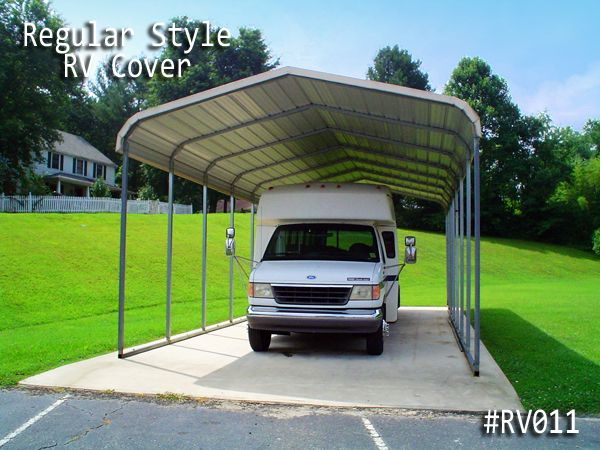 Metal RV Carports Are Perfect For Storing Larger Items And Keeping Them  Safe From The Elements And From Wear And Tear Of Having To Leave Them  Outside