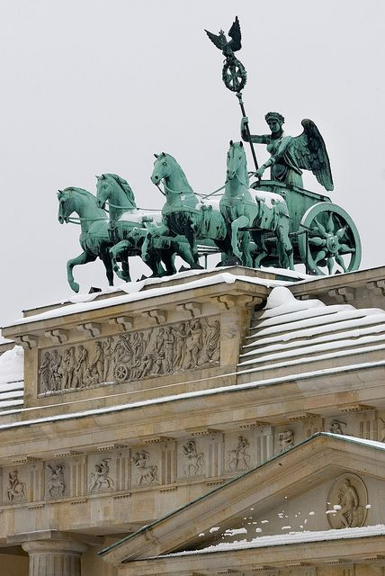 ~Brandenburger Tor | Brandenburg Gate | Flickr - Photo Sharing!