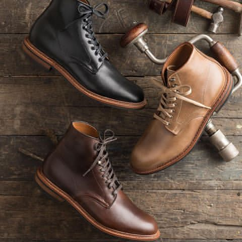 85c83c91881 ALLEN EDMONDS HIGGINS MILL BOOTS. Ends tonight! Give the back-to ...