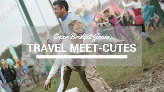 Dear Bridget Jones: Travel Meet-Cutes | Samantha In London