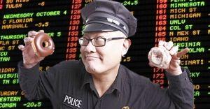 Arestări în masă în Asia din cauza pariurilor ilegale pe Euro 2016!
