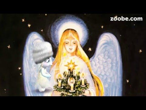 С РОЖДЕСТВОМ! Чудо в каждый дом! Zoobe зайка поздравляет.