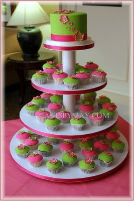 pink and lime green wedding cakes 49 best images about pink amp green wedding on 18551