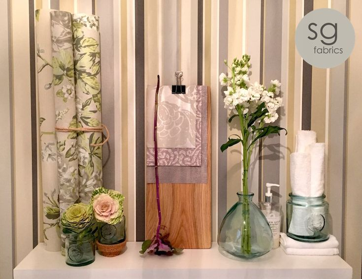 Dress up your tiny room with the perfect accessories. Accessories are an easy way of personalising your space so add some hand towels, flowers, a fragrant candle, and hand cream to make your room more welcoming.
