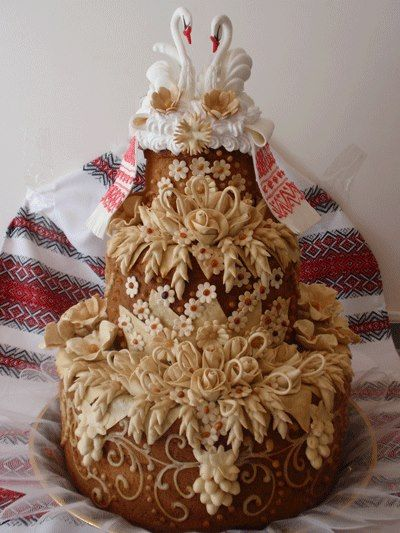 Wedding korovai