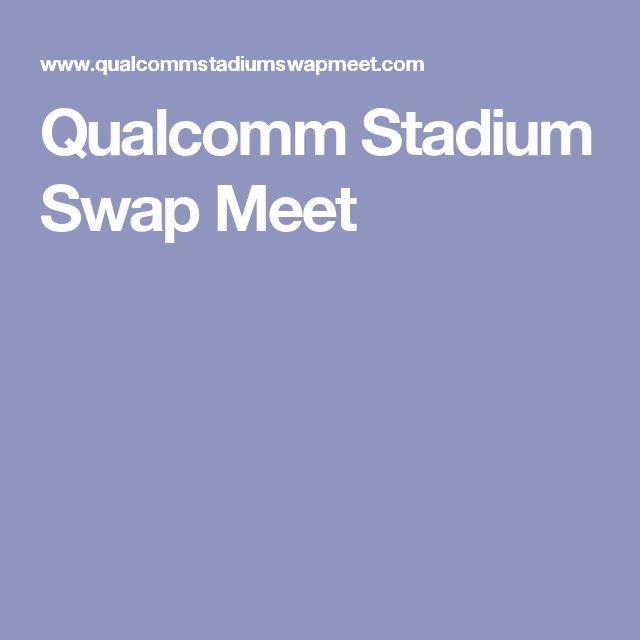 Qualcomm Stadium Swap Meet