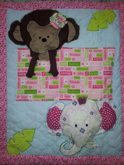 C mo hacer un cobertor o colcha para beb paso a paso for Como hacer decoraciones para el hogar