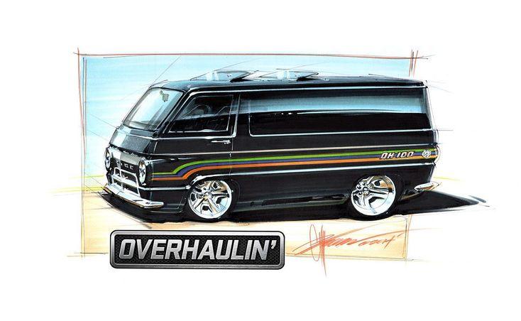 Overhaulin'-35 - Chip Foose - Official Home of Foose Design, Inc.