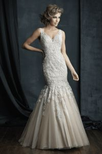 C388 Allure Couture Wedding dress