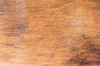 scratched metal background