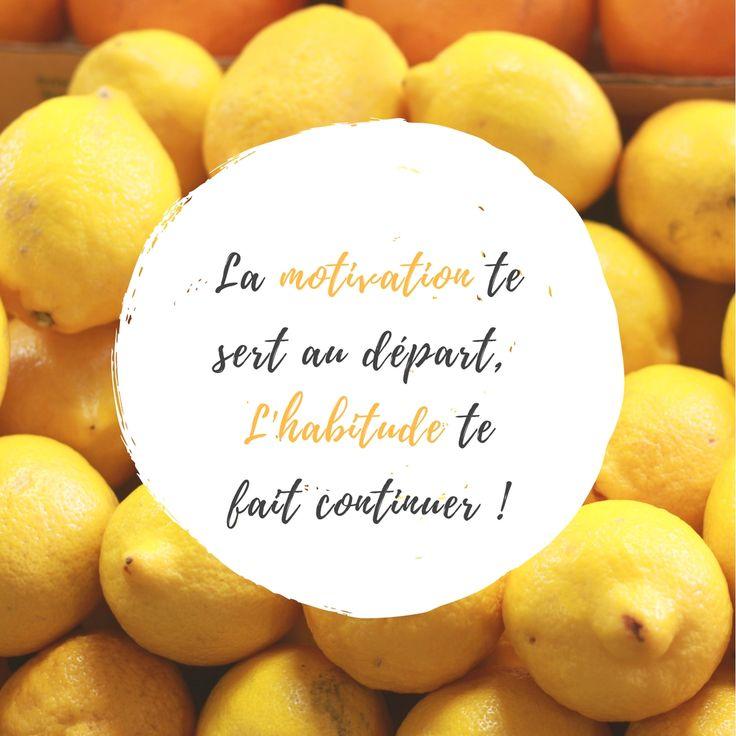 Motivation citron !
