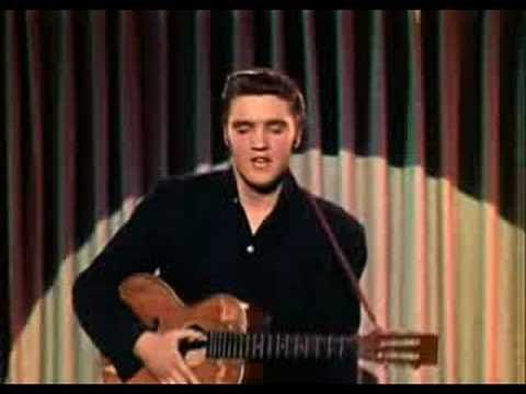 Elvis - Blue Suede Shoes - YouTube