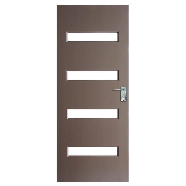 Hume Doors & Timber 2040 x 820 x 40mm Newington Entrance Door