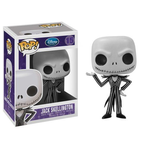 Funko - Pdf00003912 - Pop - The Nightmare Before Christmas - Jack Skellington FunKo http://www.amazon.fr/dp/B0075CPPTM/ref=cm_sw_r_pi_dp_HThXvb1AAMP8J
