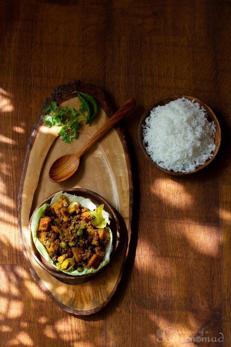 Keemar Labra Indian Food Recipes Vegetarian Indian Food Recipes Food