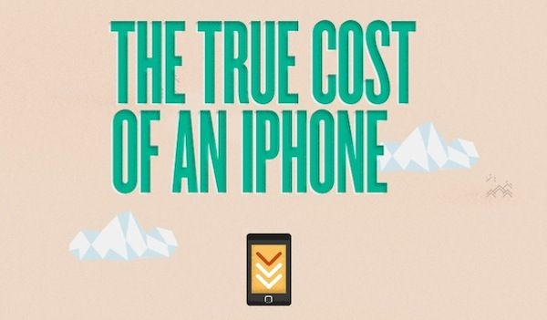 What's the true cost of an iPhone?
