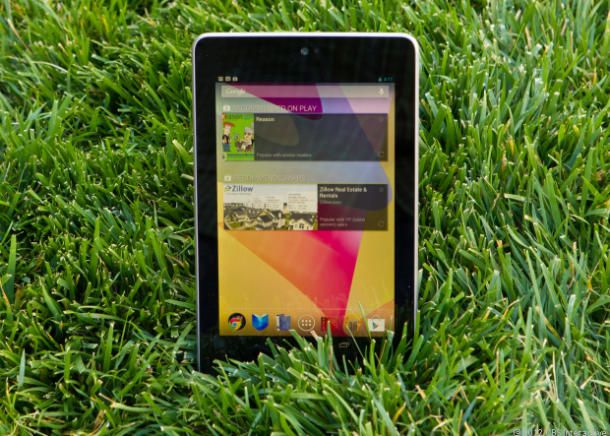 Google and Asus rumored to be working on a $99 Nexus Tablet.