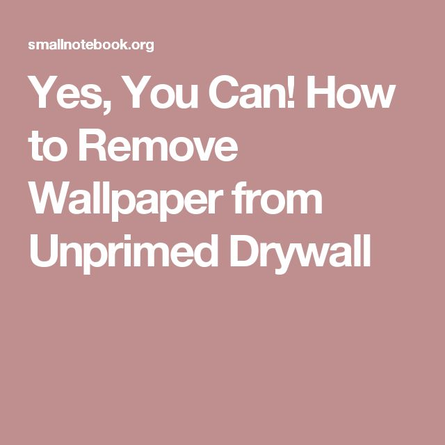 wallpaper removal solution fabric softener