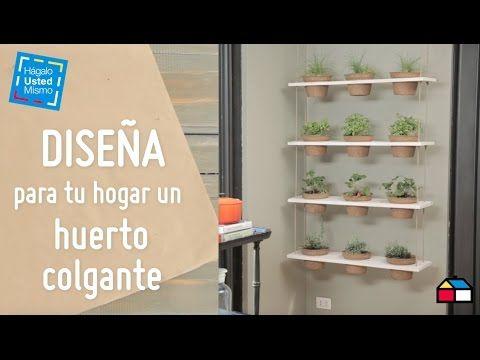 Vea el paso a paso en: http://bit.ly/2iIQRgl Nada más agradable que cocinar y usar hierbas aromáticas cortadas de tu propio huerto. Con este proyecto podrás ...