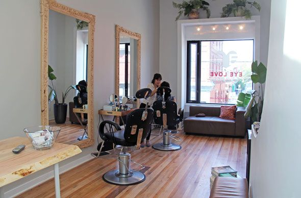 Eye Love Brow & Beauty Bar focuses on brows (793 Queen St West)