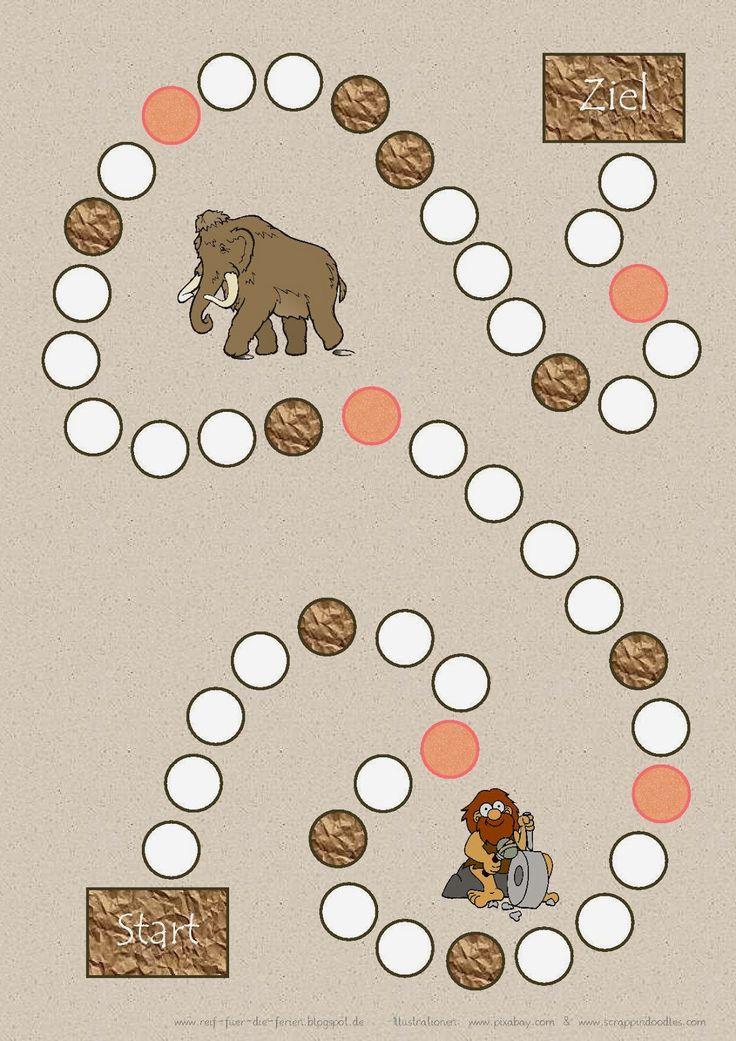 Steinzeitspiel