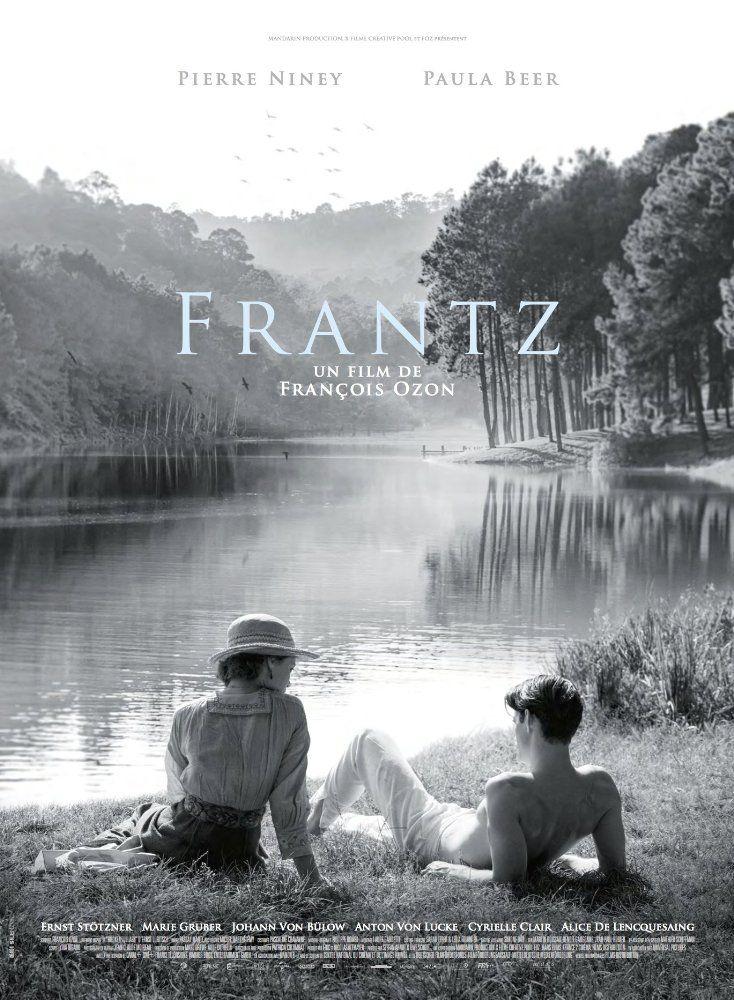 Frantz by François Ozon. #Venezia73 In Competition. Poster.