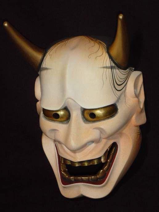 NOH | Noh mask Hannya 3