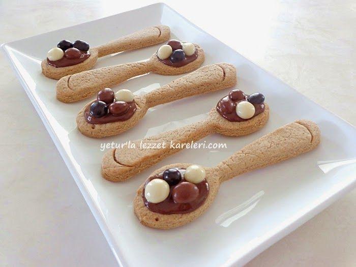 Yetur'la lezzet kareleri.com: tatlı kurabiyeler