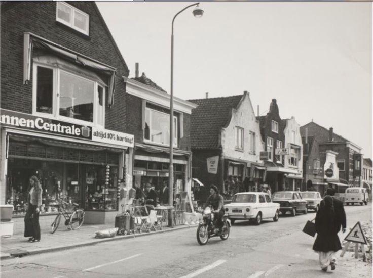 Dorpsstraat jaren 60-70