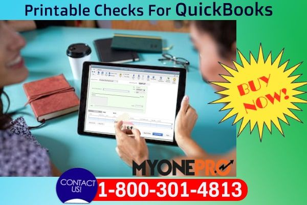 image about Printable Checks for Quickbooks identified as Pick QuickBooks® appropriate office assessments, envelopes