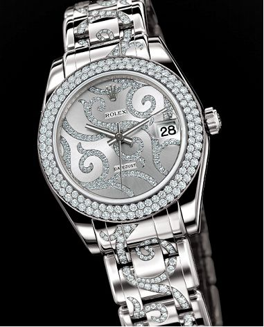 most expensive watches for ladies | ... your desires. Here are 24 images of most luxury watches for women