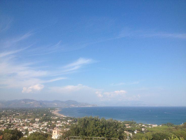 Vista mare da San Felicr