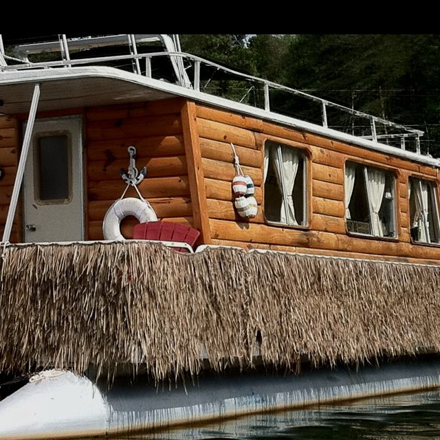 16 Best Tiki Boating Images On Pinterest Boat House