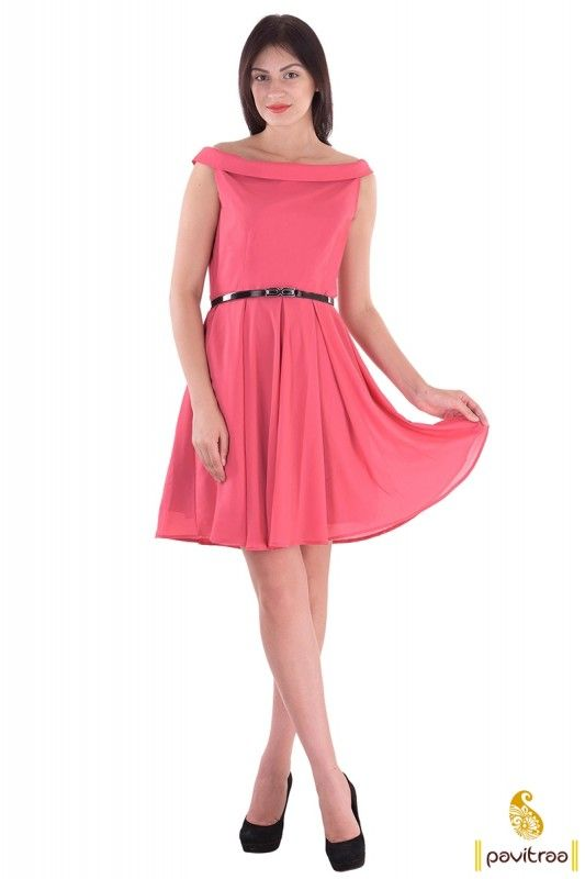 One piece long dress online india