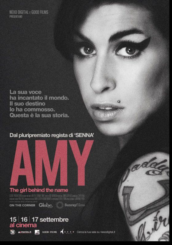 Presentato Fuori Concorso al Festival di Cannes, AMY è il film dedicato alla tormentata voce di Back to black, Amy Winehouse, e include immagini e filmati d'archivio inediti sull'intensa e carismatica artista, scomparsa nel 2011 a soli 27 anni. Guarda questo e altri trailer nella sezione filmtrailers di PrimoItalia. Da smartphone, iphone, tablet e smart tv. Quando vuoi tu, dove vuoi tu