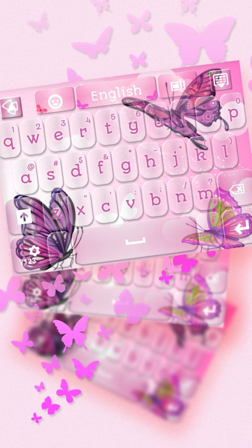#Pink color represents your feminism and gentle personality, expresses your emotions and gives you power. Be free like a #butterfly
