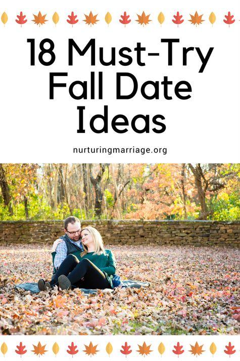 The best fall date ideas ever. So so cute!
