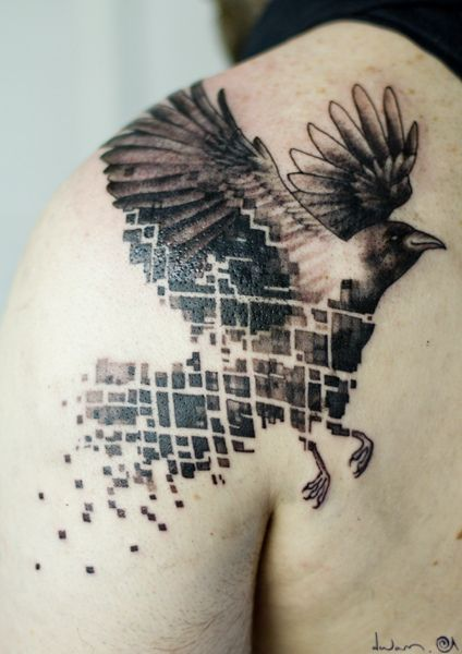 Top 11 Beauty Geometric Tattoo Designs – Realistic Art From Famous Fashion Blog - Way To Be Happy (6)