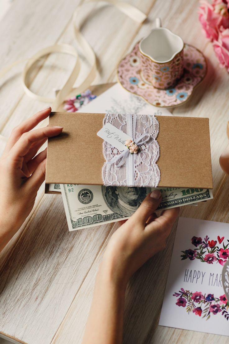 Decorative money case #wedding #weddingdecorations #paperdecorations #weddingday  #modernwedding