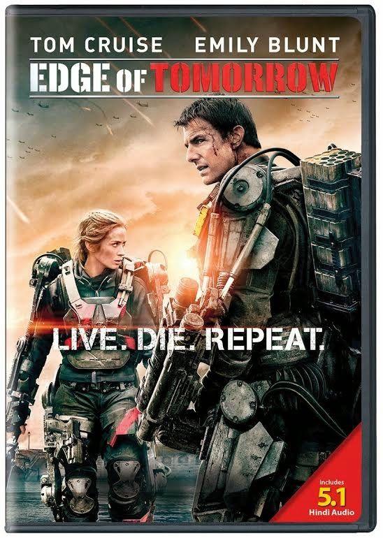 Edge of Tomorrow (11/4)