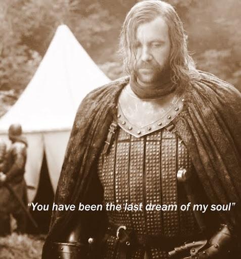 Sandor Clegane ~ The Hound ~ Game of Thrones